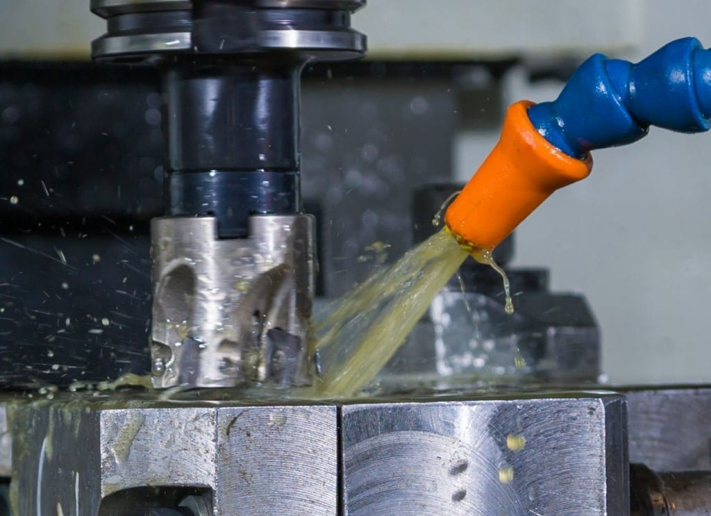 cutting oil for industrial cutting